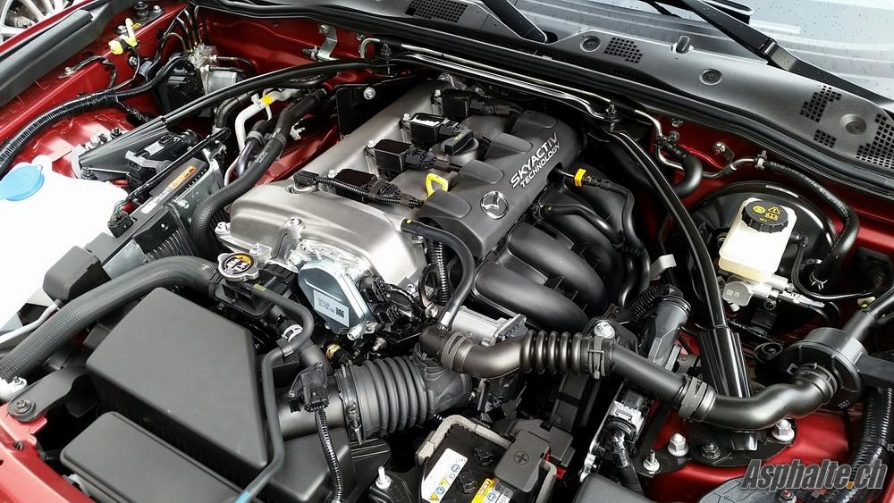Essai Mazda MX-5 ND 2.0