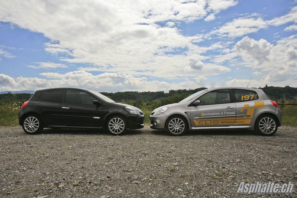 Essai Renault Clio 3 RS