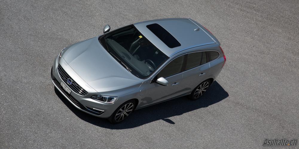 Essai Volvo V60 TwinEngine