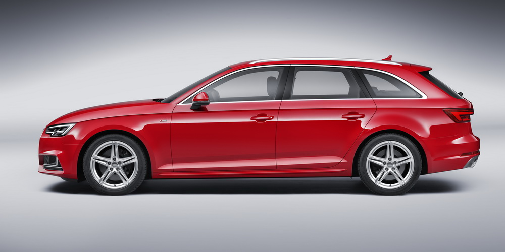 Audi A4 Berline (B9)
