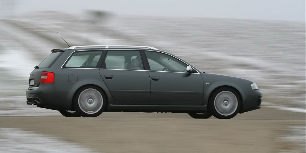 Essai Audi RS6 Avant C5