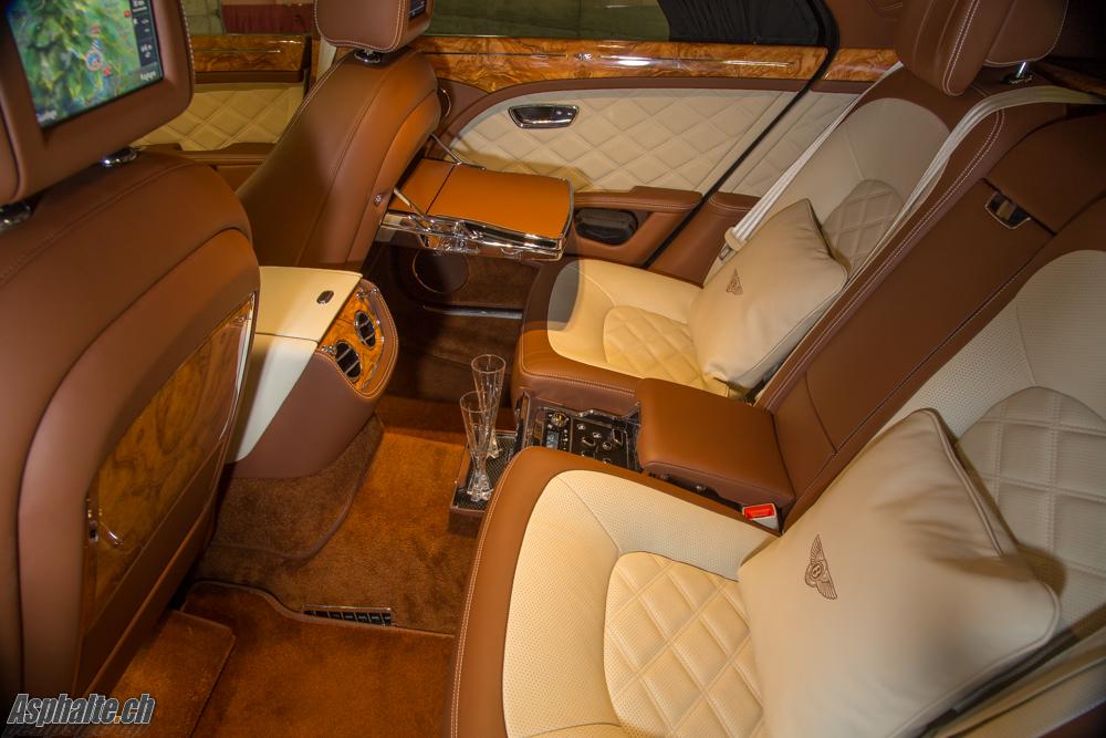 Essai Bentley Mulsanne Speed