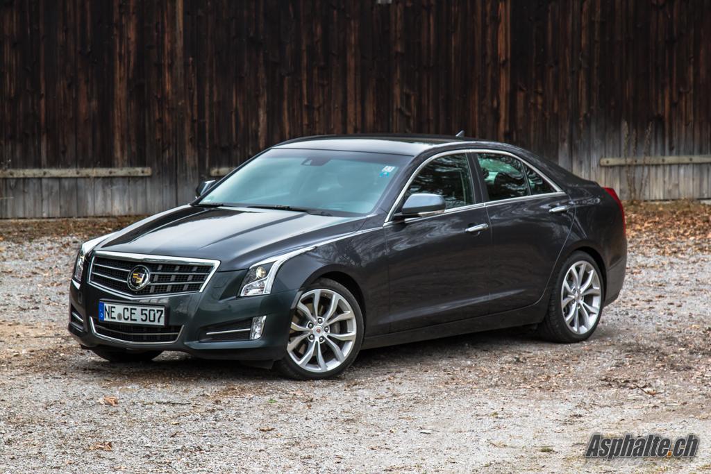 2013 Cadillac Ats 2 0 L Turbo >> Essai Cadillac ATS 2.0T – Asphalte.ch