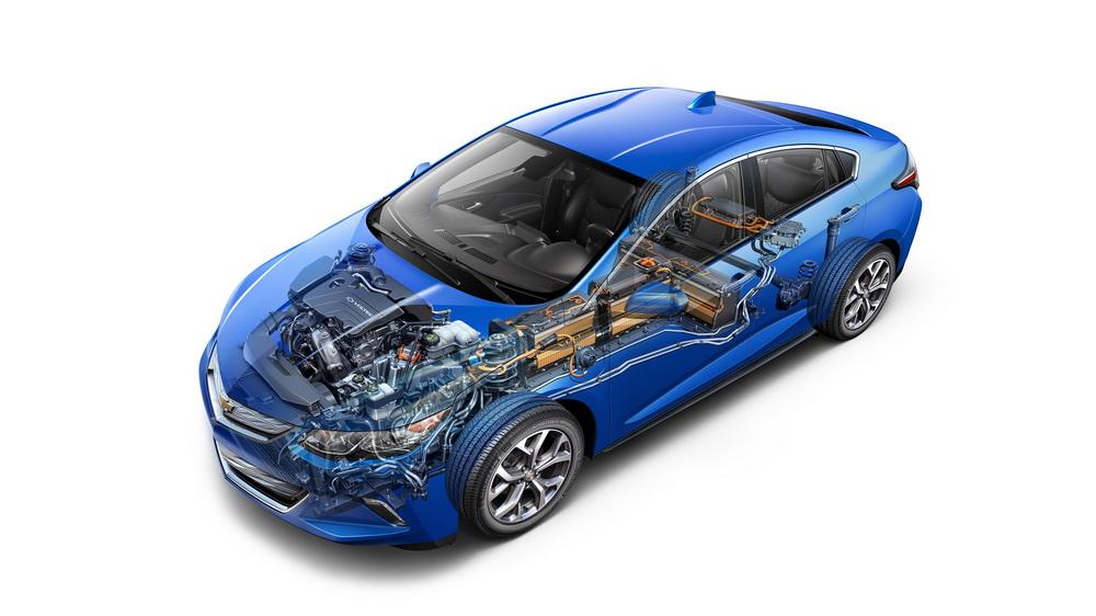 2016 Chevrolet Volt