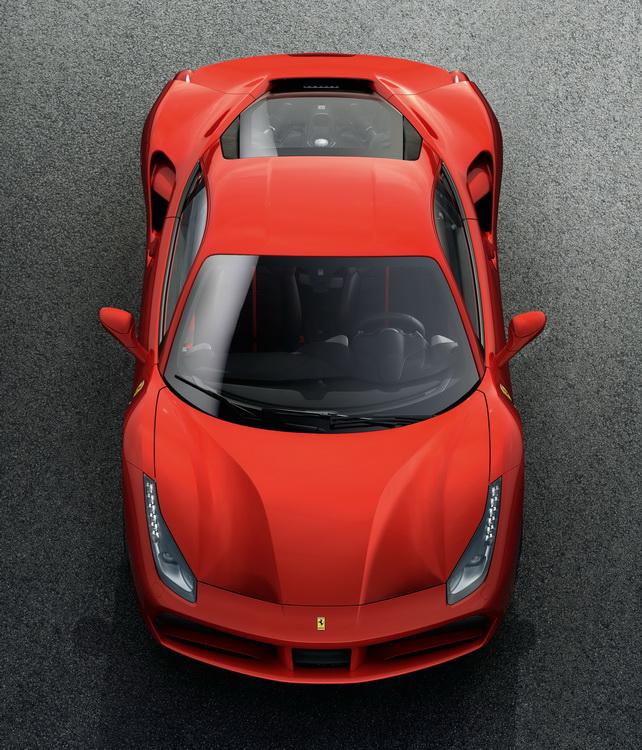 Ferrari F8 Tributo Imagined As A Spider: Ferrari 488 GTB