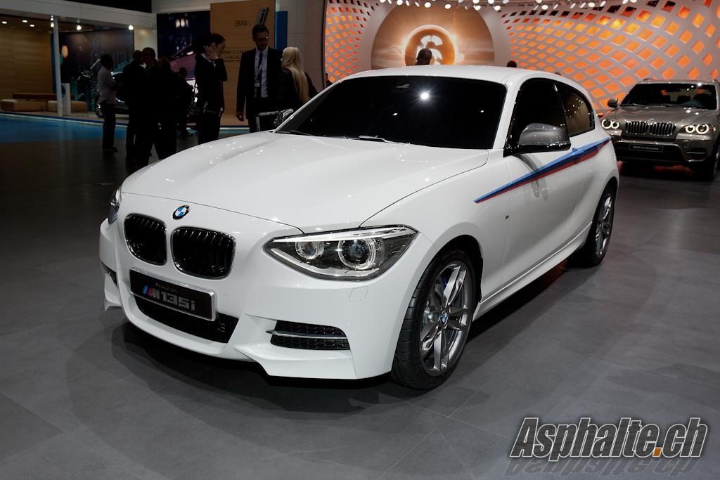 Genève 2012: BMW Concept M135i – Asphalte.ch