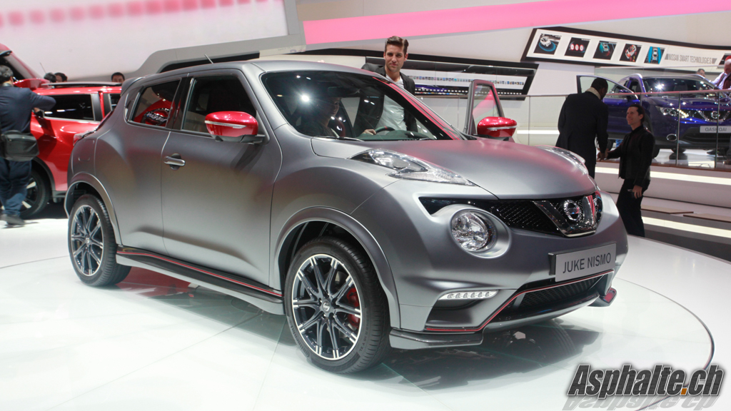 Gen 232 Ve 2014 Nissan Juke Nismo Rs Asphalte Ch