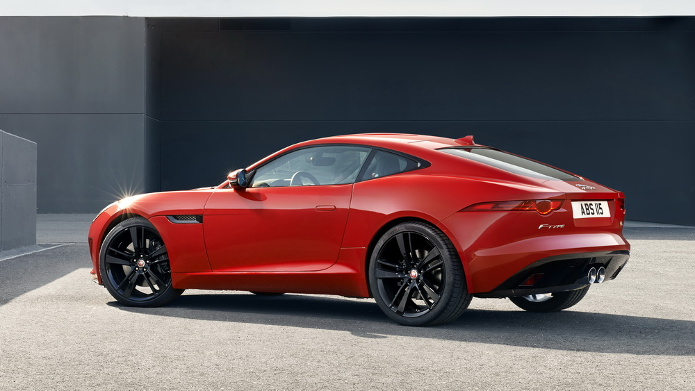 Jaguar F Type R Exhaust >> Jaguar F-Type Coupe – Asphalte.ch