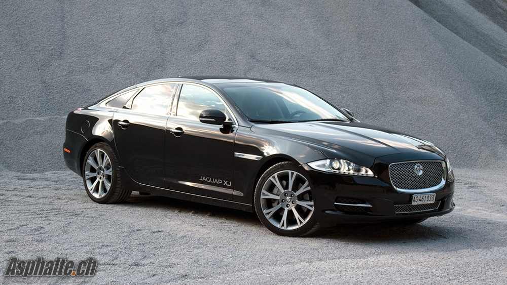 Jaguar JX 3.0 S/C 4x4