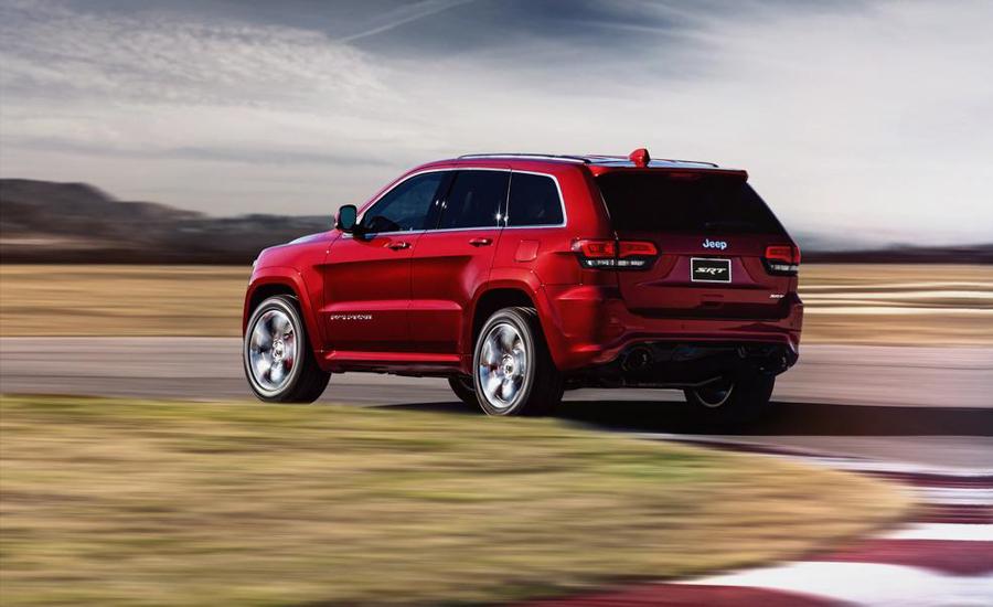 Used 2014 Jeep Grand Cherokee >> Detroit 2013: Jeep Grand Cherokee – Auto News: Asphalte.ch
