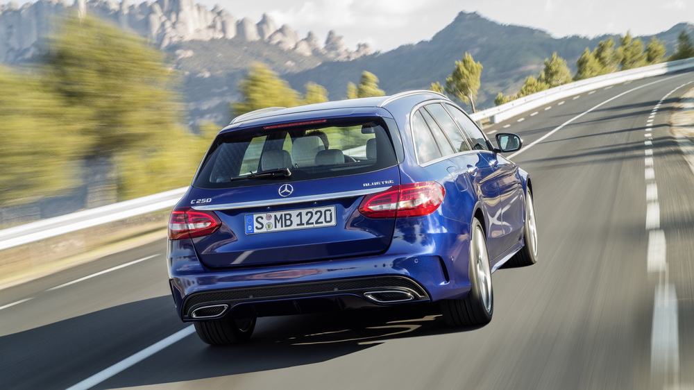 Mercedes Benz Fremont >> Mercedes Classe C Break W205 – Asphalte.ch