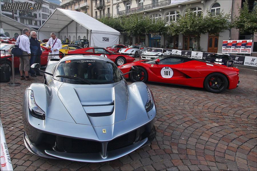 Ferrari LaFerrari Grigio Titanio