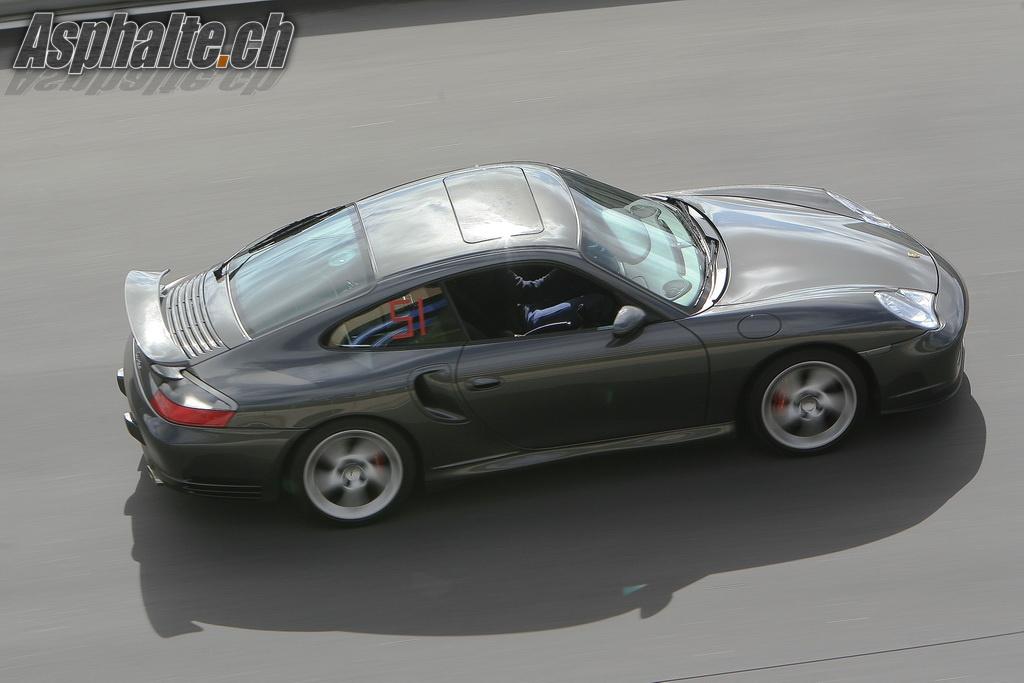 Essai longue durée Porsche 996 Turbo X50 – Asphalte.ch