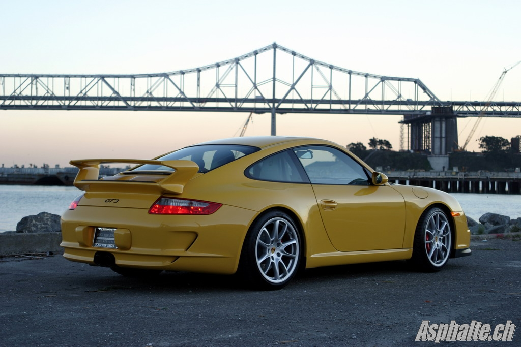 Long Term Test Porsche 997 Gt3 The 30 000 Km Verdict