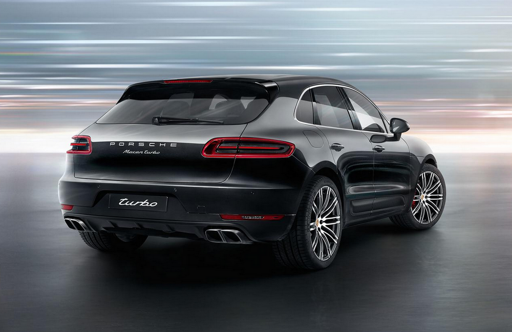 Porsche Macan Auto News Asphalte Ch