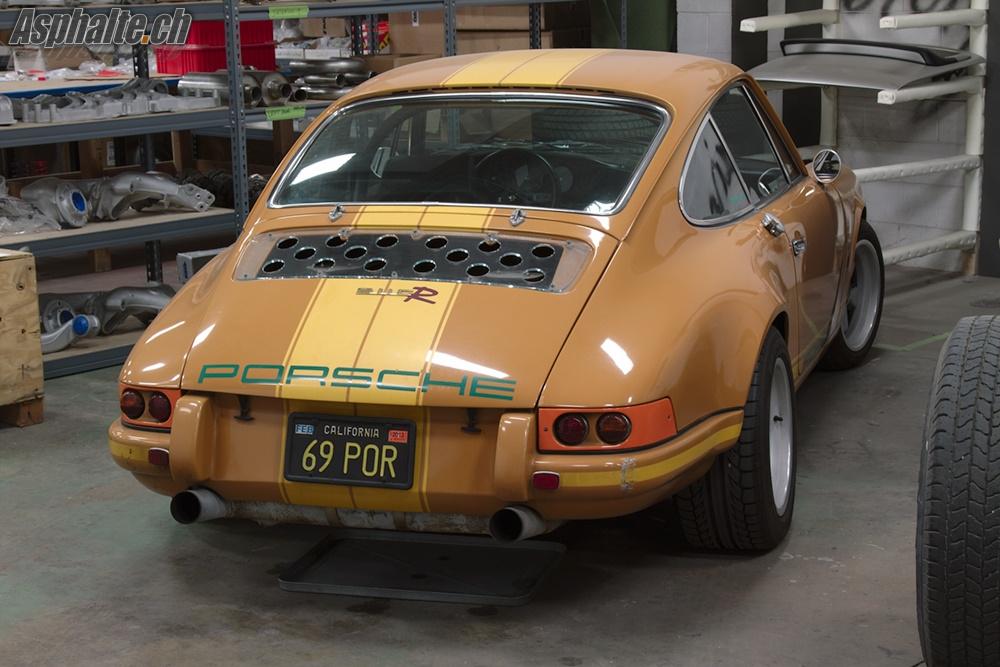 Singer Vehicle Design The Porsche 911 Reimagined