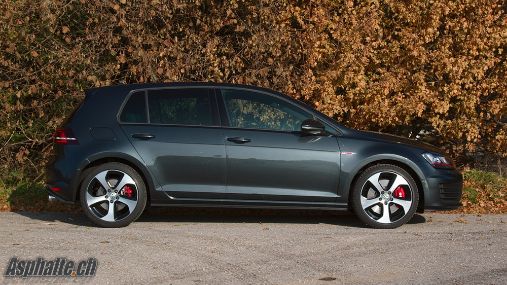VW Golf GTI 7 Performance