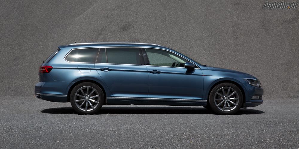 Essai VW Passat Variant 2,.0 TDI 4Motion