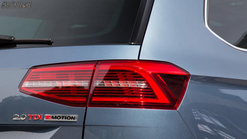 Essai VW Passat Variant