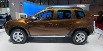 Genève 2010: Dacia Duster