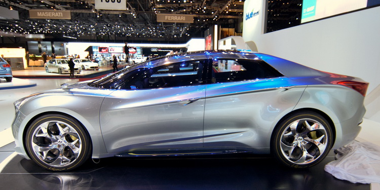 Hyundai i-Flow Genève 2010