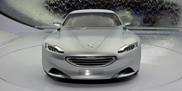 Peugeot SR1 Concept Genève 2010