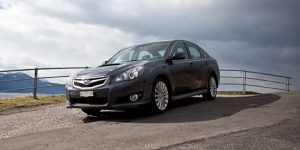 Essai Subaru Legacy 2.5GT