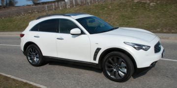 Infiniti FX50S Limited Edition