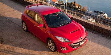 Mazda 3MPS Essai