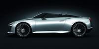 Audi e-tron Spyder study