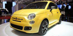 Fiat concept 500 Coupé Zagato