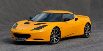 Essai Lotus Evora S the Lotus Notes