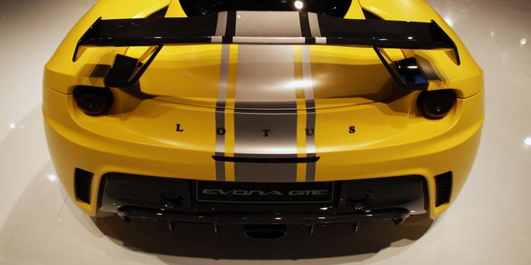 Lotus Evora GTE Francfort 2011