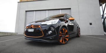 Citroen DS3 Racing Essai