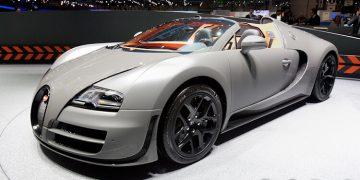 Genève 2012 Bugatti Veyron Vitesse