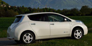 Nissan Leaf Essai