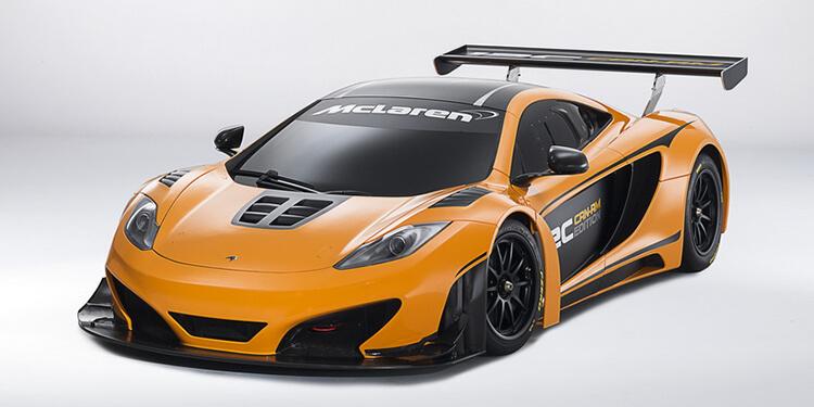 McLaren MP4-12C CanAm Edition