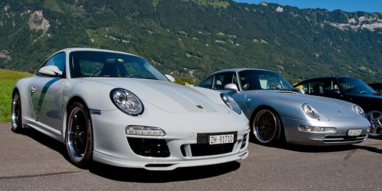 Showtime 2012 1400 Porsche au soleil