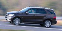 Essai Mercedes ML350 BlueTEC 4Matic