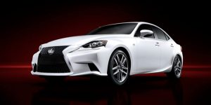 Detroit 2013 Lexus IS