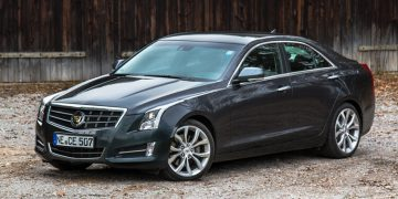 Essai Cadillac ATS 2.0T
