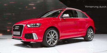 Geneva 2013 Audi RS Q3