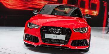 Geneva 2013 Audi RS6 Avant