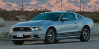 Essai Ford Mustang V6 2013