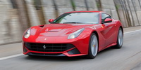 Test Ferrari F12 Berlinettta