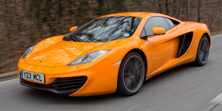 Essai McLaren MP4-12C: agent orange – Asphalte.ch