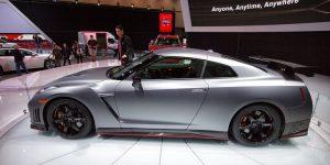 Los Angeles 2013 Nissan GTR nismo