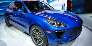 Los Angeles 2013 Porsche Macan