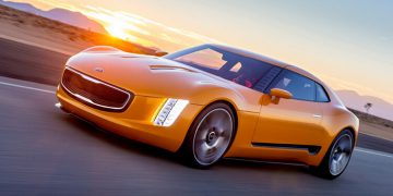 Detroit 2014 Kia GT4 Stinger