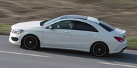 Essai Mercedes CLA250